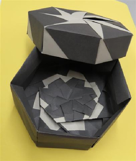 Origami Box - July 2012