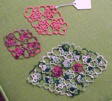 Project possibilities for Tatting Motif